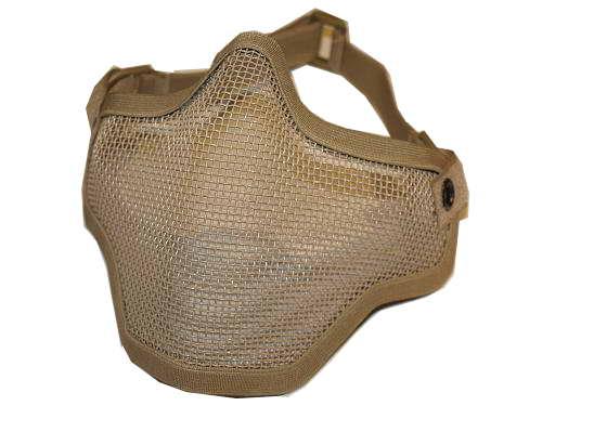bas de masque grille tan vente de pistolet bille airsoft softair pistolets a. Black Bedroom Furniture Sets. Home Design Ideas